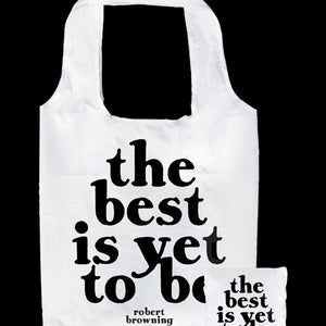 Tote Bag - The Best Is Yet to Be - The Flying Owl