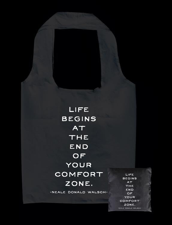 Tote Bag - Comfort Zone - The Flying Owl