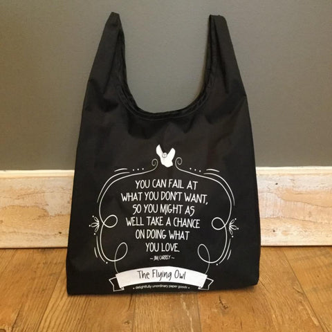Totebag - The Flying Owl