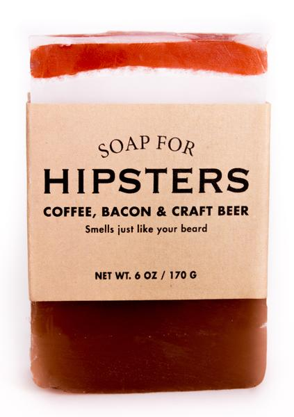 Soap - Hipsters - The Flying Owl