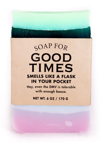 Soap - Good Times - The Flying Owl