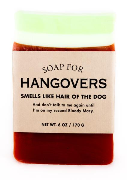 Soap - Hangovers - The Flying Owl