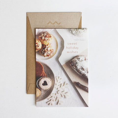 Boxed Notecards - Sweet Holiday Wishes - The Flying Owl