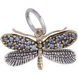 Charm - Dragonfly - The Flying Owl
