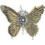 Pendant - Ascension Butterfly - The Flying Owl