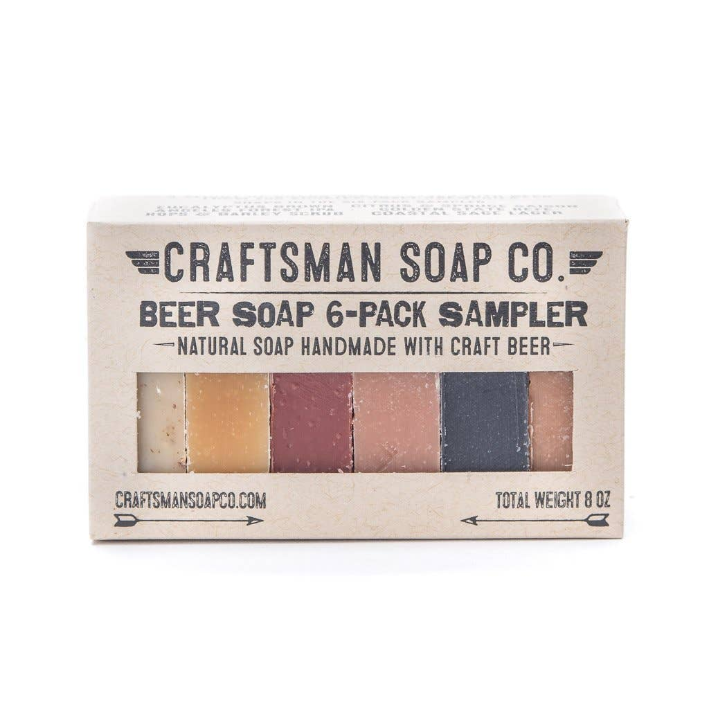 Soap - Beer Soap Sampler - The Flying Owl