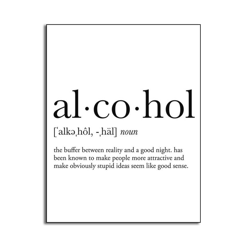 Definition of Alcohol - The Flying Owl