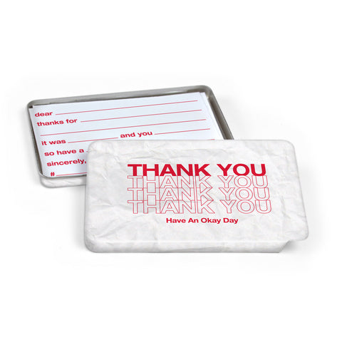 Carded - A Thank You on the Go