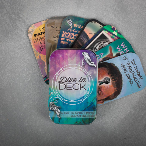 Dive in Deck - The Flying Owl
