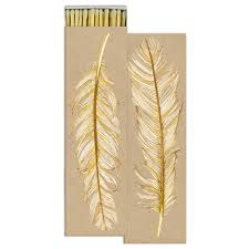 Matches - Ruffled Feather