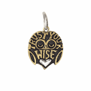Charm - Trust Your Wise Heart - The Flying Owl