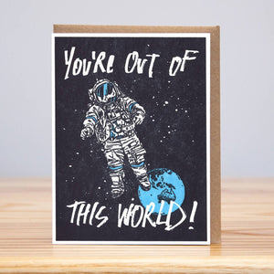 You're Out Of This World - The Flying Owl