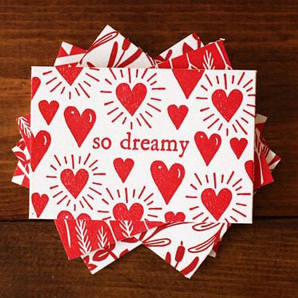 Mini Love Notes - Set of 6 - The Flying Owl