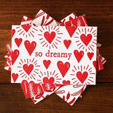 Mini Love Notes - Set of 6
