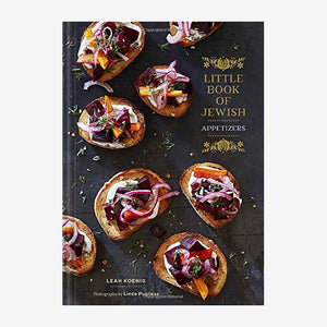 Cookbook - Little Book of Jewish Appetizers