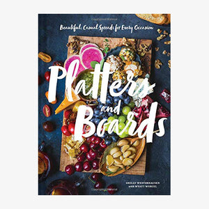 Cookbook - Platters and Boards