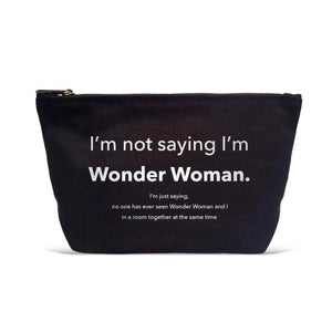 Pouch - Wonder Woman - The Flying Owl