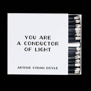 Matches - You Are A Conductor - The Flying Owl