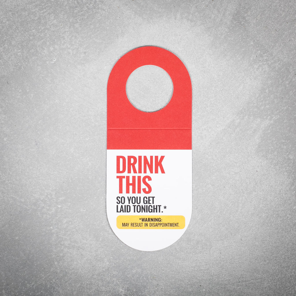 Booze Tag: Drink This - Get Laid - The Flying Owl ...