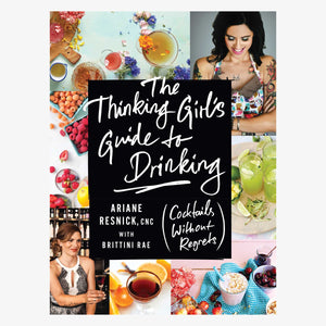 Cookbook - Thinking Girls Guide to Drinking