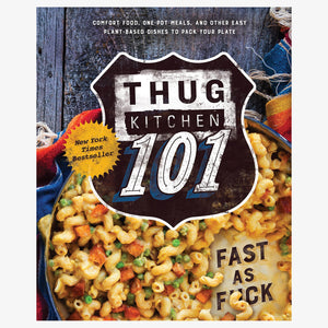 Cookbook - Thug Kitchen - 101