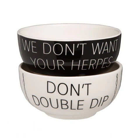 Bowls - Don't Double Dip