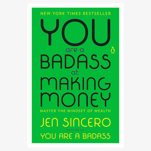 Book - You Are a Badass at Making Money