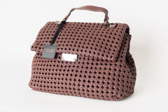 large-brown-woven-leather-effect-bag-by-silvian-heach