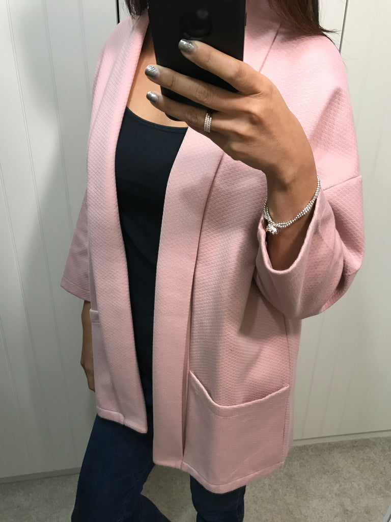 Pink Shimena Jacket by ARMEDANGELS - SWALK Fashion