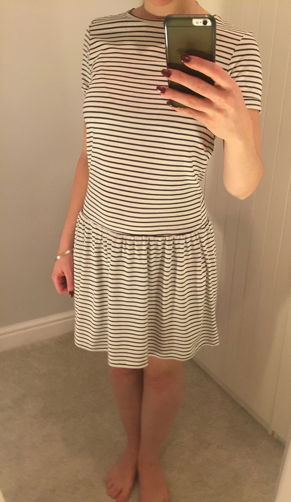 Sofia Stripes Dress by ARMEDANGELS