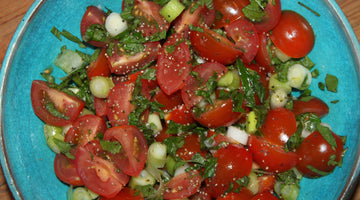 TOMATO AND HERB SALAD - SERVES 2/4