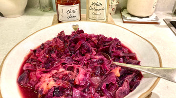 RED CABBAGE - SERVES 6