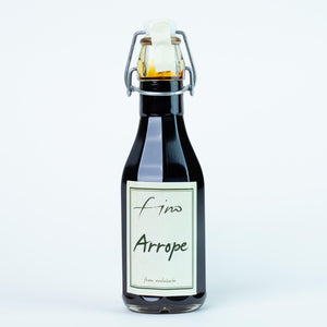 Arrope (Sweet Grape Syrup)