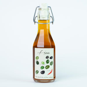 SPANISH CHILLI INFUSED OLIVE OIL - 250ML