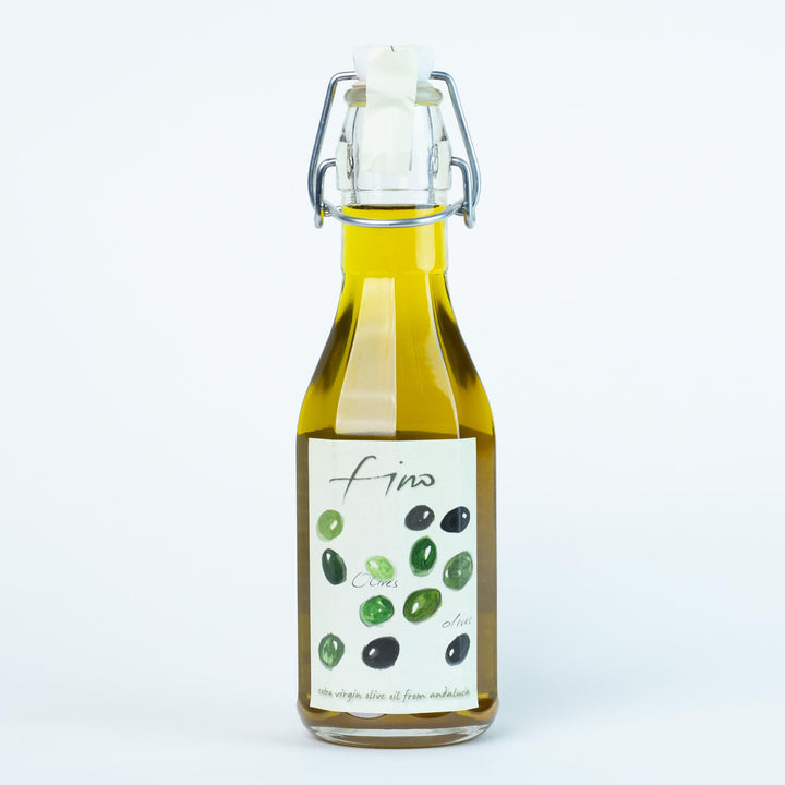SPANISH SINGLE COLD PRESSED EXTRA VIRGIN OLIVE OIL  - 250ML