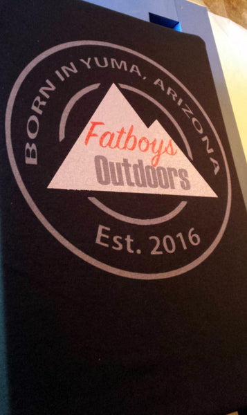 Fat Boys Outdoors Rocky Mountain Tee