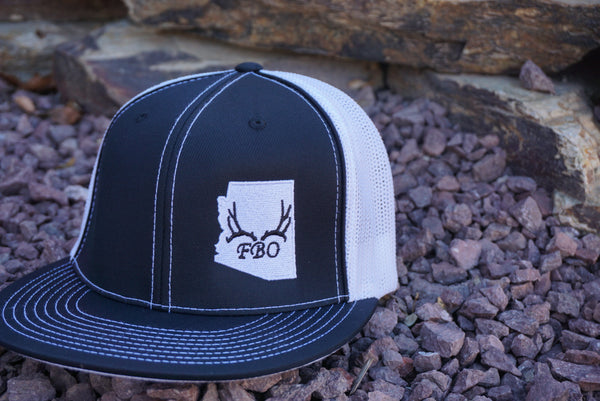 Fatboys Outdoors Flat Bill Logo Hat