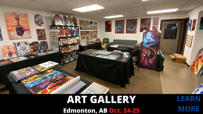 Art Gallery Open October 24-25