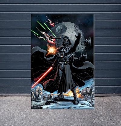 [Canvas] Darth Vader