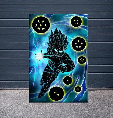 [Canvas] Cosmic Vegeta