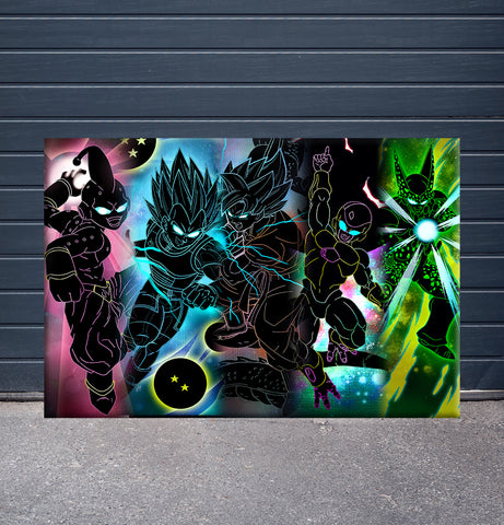 [Canvas] Cosmic Dragon Ball Z