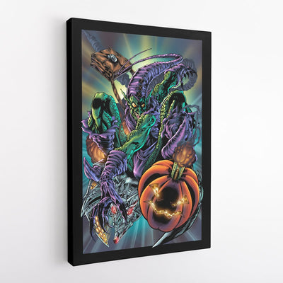 Savage Green Goblin [Canvas 24x36]