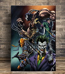 [Canvas] DC Villains: Gotham