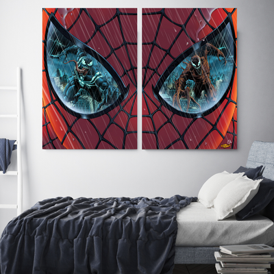 [Canvas] Spider Eyes Set SDCC Special