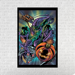 Savage Green Goblin[24x36 Poster]