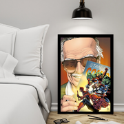 Stan Lee Tribute[24x36 Poster]
