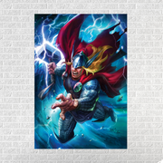 Lord of Thunder![24x36 Poster]