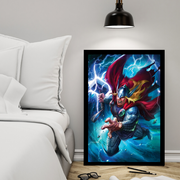 Lord of Thunder![18x24 Poster]