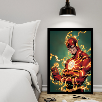 The Flash[18x24 Poster]