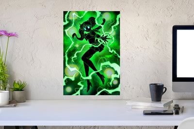[Small Canvas] Cosmic Sailor Jupiter